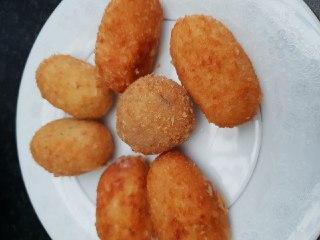 croquetas fritas cucharea